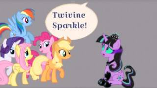 Twivine Sparkle part.2 [MLP Comic]