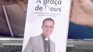 Reverendo Aldo lança seu livro: A graça de Deus