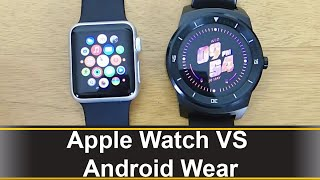 A comparison between the Apple Watch and Android wear. Review of some of the features and user experience after trying both operating systems and my initial impressions.