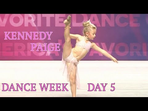 Kennedy Paige | Day 5