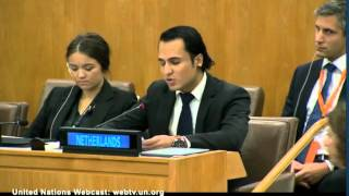 Youth Delegate, Future Doctor, Advocate for Refugees