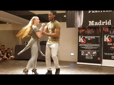 Jojo & Mickaela 2017-05-26 - Feeling Kizomba Festival 2017