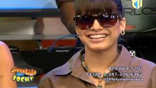 Video Fuerte Entrevista en Ingles a MELYMEL en Divertido con Jochy (2013) MP3, 3GP, MP4, WEBM, AVI, FLV September 2018