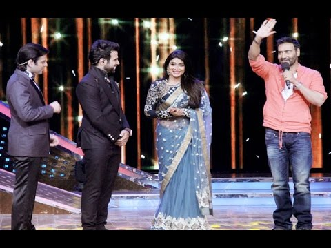 Nach Baliye 7 Finale - Ajay Devgan & Shriya Saran