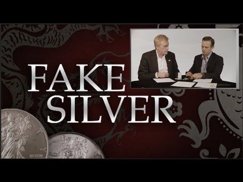Fake Silver & Gold – How To Avoid Them – Mike Maloney & James Anderson