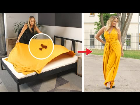 Download Video My Bedroom = My Fashion: DIY Clothes Ideas And Fashion Hacks By Crafty Panda