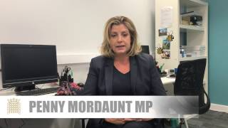 Penny Mordaunt MP launches new Video Blog