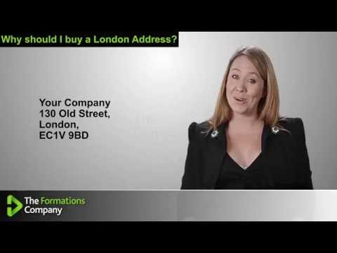 London office address - The Formations Company