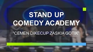 Video Cemen Sujud Usai Dikecup Zaskia Gotik (Stand Up Comedy Academy Grand Final) MP3, 3GP, MP4, WEBM, AVI, FLV Januari 2019