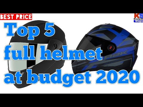 top 5 Halmet for Bike at budget price | helmet under 800 to 1500 in india