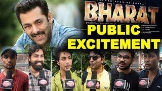 Video Bharat Movie Public Excitement   Reaction On Salman Khan, Priyanka Chopra, Disha Patani MP3, 3GP, MP4, WEBM, AVI, FLV Maret 2019