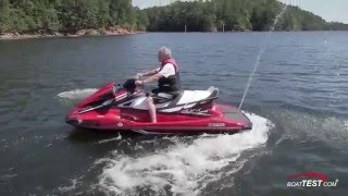 4. Yamaha VX Limited Test 2016- By BoatTest.com