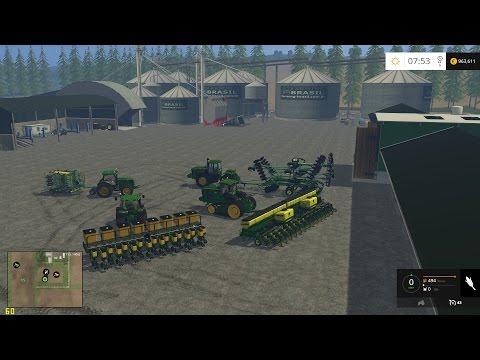 John Deere Planting Pack v1.0