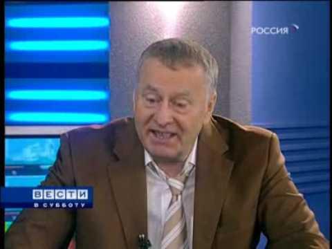 Жириновский - Как вешать мэра Лужкова в центре Москвы