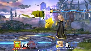 Esam killing Luma compilation