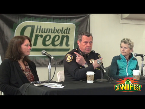 Police Chief Andy Mills Call to Action for the Cannabis Community