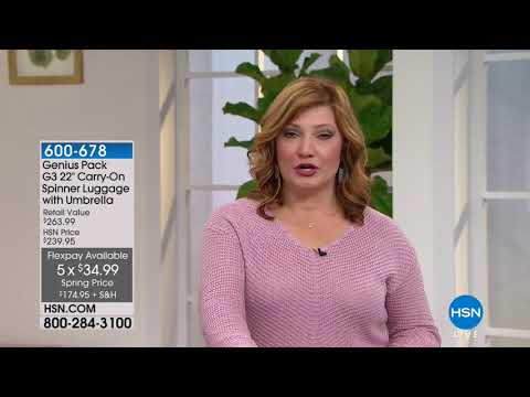 HSN | Travel Solutions 03.15.2018 - 01 PM