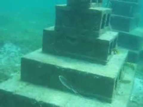 Dive Grenada   Artificial Reef Project in Grenada