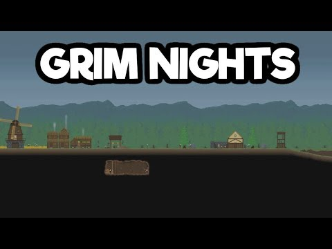 Build Your City, Splode Some Zombies - Grim Nights Gameplay Impressions