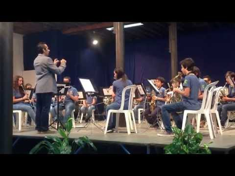 Orquestra Juvenil SMR Obidense - Smoke On The Water - Alenquer