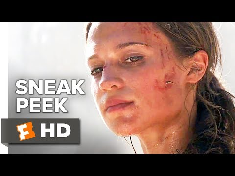 Tomb Raider Sneak Peek (2018) | Movieclips Trailers