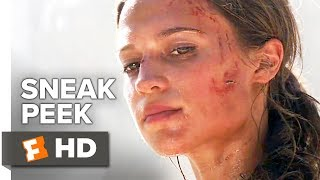 VIDEO: TOMB RAIDER – Teaser Trailer