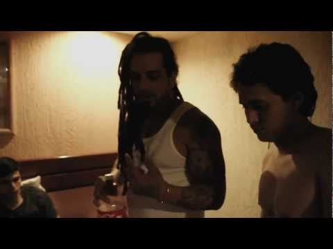 Canserbero y Aldo Improvisando - Chilling/Freestyle - México 2012
