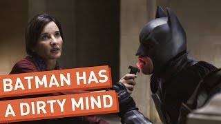 Batman Can't Stop Thinking About Sex - YouTube