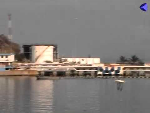 Atraca por primera vez submarino en Manzanillo