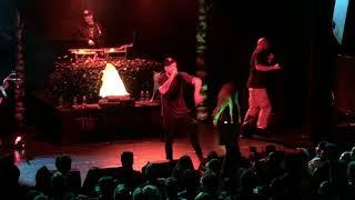 """Aesop Rock and Homeboy Sandman - """"So Strange Here"""" live at Irving Plaza 6/13/16"""
