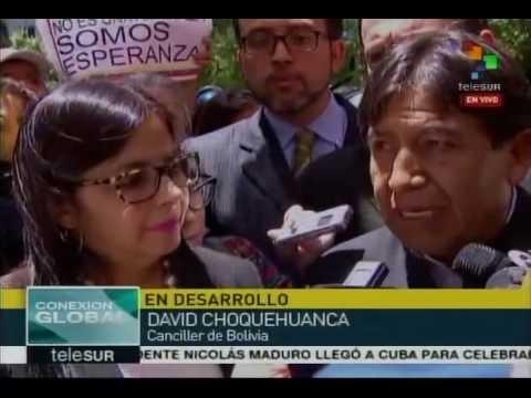 Canciller venezolana denuncia que reunión de Mercosur cambió de lugar para impedirle acceso