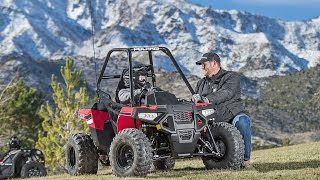 10. Polaris ACE 150 Youth Vehicle