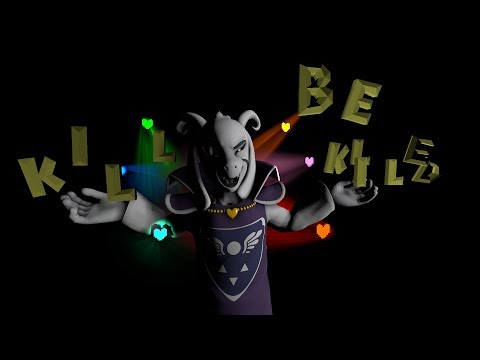 Kill or be Killed Undertale -song  |SFM