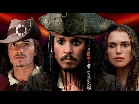 PIRATES OF THE CARIBBEAN - Then and Now ⭐ Real Name and Age
