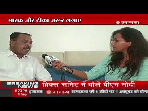 डॉक्टर जेपी गुप्ता से खास बातचीत