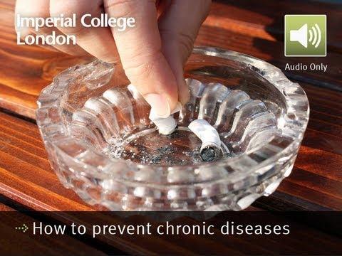 Wie verhindert man chronische Krankheiten