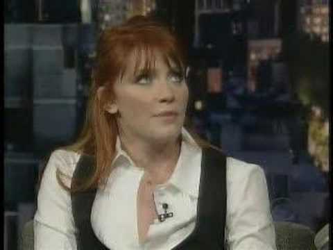 Bryce Dallas Howard - Bryce on Letterman.