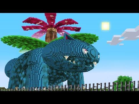 Minecraft vs Pokemon go | GIGA VENUSAUR!! | (PvZ/Pokego Land) - Thời lượng: 3 phút, 58 giây.
