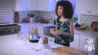 I went back to my Jamaican roots for this one! My dad is from St. Andrew Jamaica, and although he wasn't around my mom made sure I grew up eating and making a lot of West Indian food. In this video I'll show you how to make Jamaican Jerk Chicken using my homemade Jamaican Jerk Sauce recipe. Now there are a few different recipes floating around the internet and you can feel free to tweak this recipe to your liking as far as sweetness, spiciness, etc. Jamaican Jerk Sauce can be used to marinade chicken, fish, veggies, tofu, you name it! It tastes yummy especially when used for grilling. You can also get my full recipe and measurements on Pineapple.life