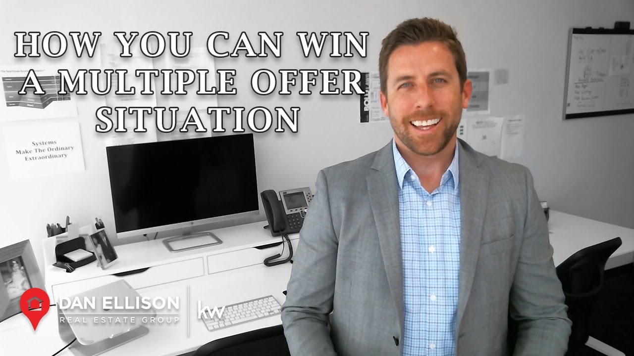 Tips for Winning a Multiple Offer Situation as a Buyer