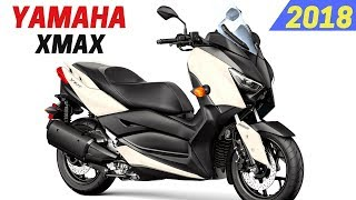 3. NEW Yamaha X-MAX 300 - The Newest Engine Size