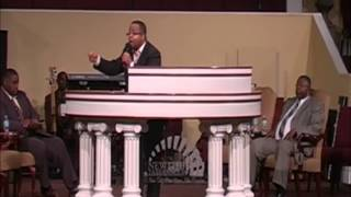 Taking Control Of The Gates Of Heaven And Hell - Pastor Rashidi Collins