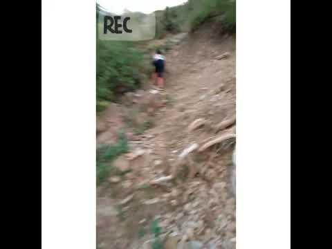 Climbing  mountai😊😊😱 (видео)