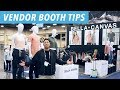 Vendor Booth Tips I Wish I Knew Before Displaying At A Trade Show