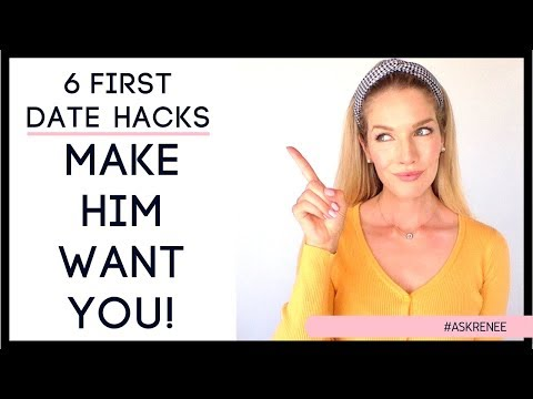 6 top first date hacks to impress a guy | First date tips to make him want you more