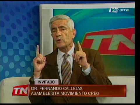 Dr.  Fernando Callejas