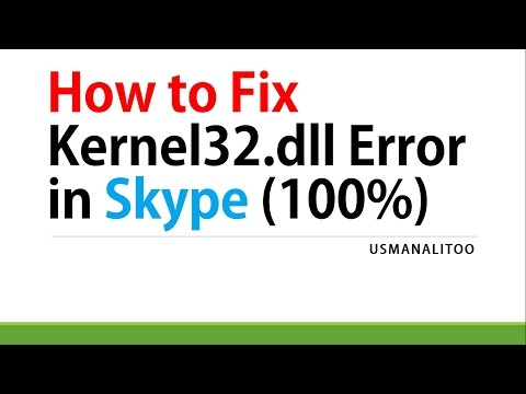 how to locate kernel32.dll