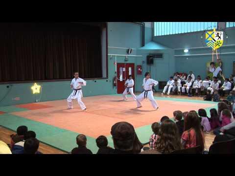 Les 10 ans du Karaté Boxing Club