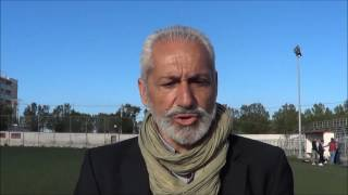 Θύελλα Ραφήνας - ΑΕΕΚ ΙΝΚΑ 3-1: Δηλώσεις Μ. Σηφάκη