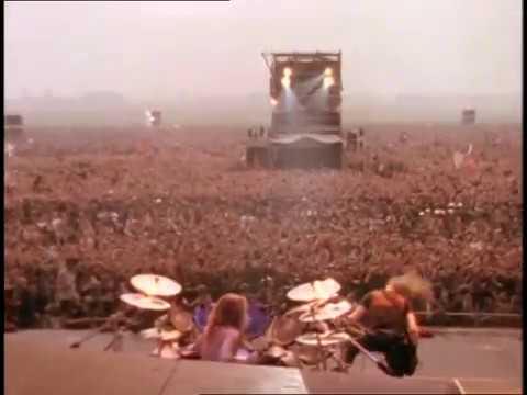 Download Lagu Metallica - Monsters Of Rock, Moscow 1991 Music Video